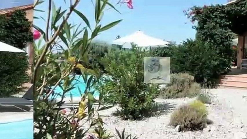 Maison à vendre à Bedoin au pied du Mont Ventoux - Villa ave
