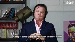 Bérard réagit à l'action collective des Courageuses