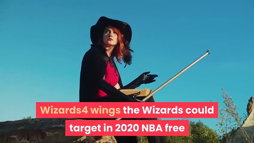 4 wings the Wizards could target in 2020 NBA free agency