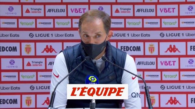 Thomas Tuchel : « Je suis plus surpris qu'en colère » - Foot - L1 - PSG
