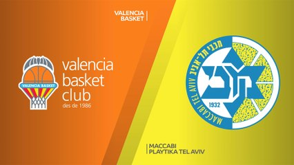 EuroLeague 2020-21 Highlights Regular Season Round 10 video: Valencia 82-80 Maccabi