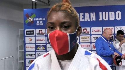 Championnats d'Europe seniors 2020 – Marie-Ève Gahié : « De la concentration jusqu'au bout »