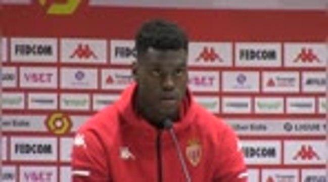 """11e j. - Badiashile : """"On est l'AS Monaco, on a les capacités pour réussir une belle saison"""""""