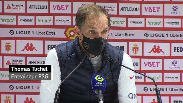 """11e j. - Tuchel : """"Mardi, c'est une finale contre Leipzig"""""""