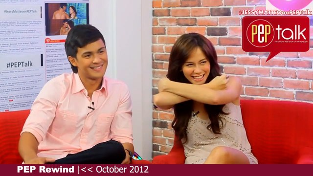 PEP Rewind: What Jessy Mendiola had to learn for her show with Matteo Guidicelli