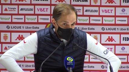 PSG : Thomas Tuchel ne comprend pas la deuxième période de son équipe