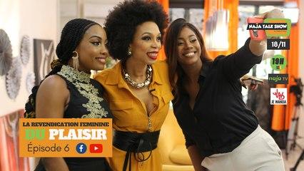 """La revendication féminine du plaisir"" avec Tatapong Beyala, Tiphanie Simon et Céline V. Fotso"