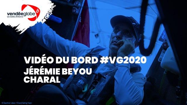 Vidéo du bord - Jérémie BEYOU | CHARAL - 21.11