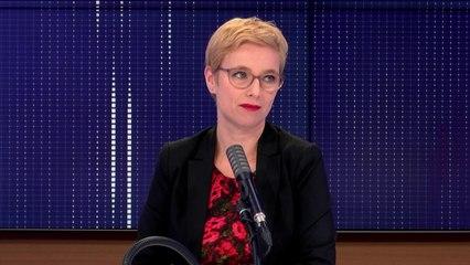 """Proposition de loi """"Sécurité globale"""" : Clémentine Autain dénonce une """"dérive autoritaire"""""""