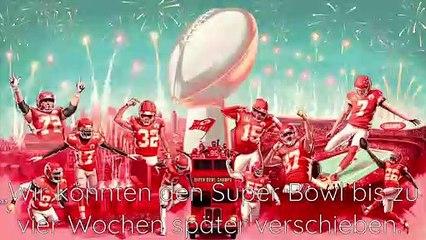 Der Super Bowl im März?