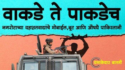 Inside Information about Nagrota attack