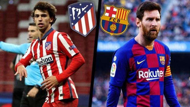 Atlético de Madrid - FC Barcelone : les compositions probables