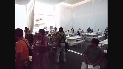 TelenovelasPerú... Conferencia de Prensa Ana Cristina 003