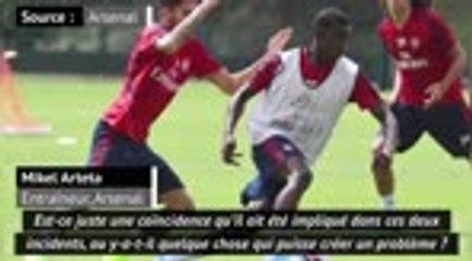 9e j. - Arteta à la recherche de la taupe suite au clash entre David Luiz et Dani Ceballos