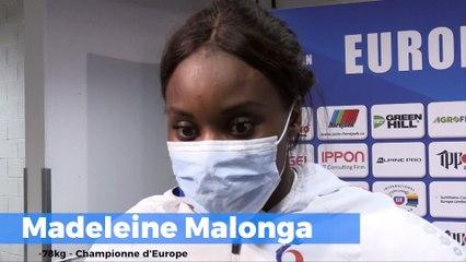Championnats d'Europe seniors 2020 – Madeleine Malonga : «On ne triche pas et ça paie»