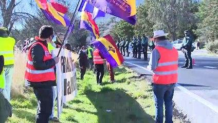 """Asociaciones piden """"verdad, justicia y reparación"""" para víctimas de franquismo"""