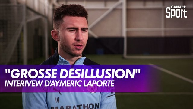 """Aymeric Laporte : """"La sélection, une grosse désillusion' (Interview)"""