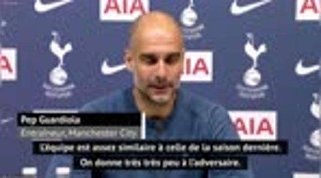 9e j. - Guardiola déplore le manque de réalisme de son équipe