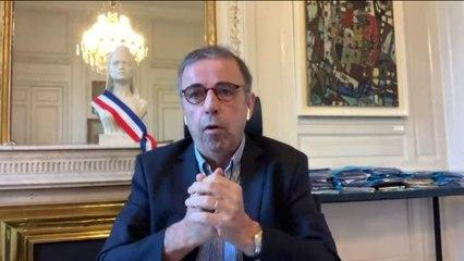 """VIDEO. Présidentielle 2022 : il y aura """"un écologiste à l'Élysée"""", affirme le maire EELV de Bordeaux Pierre Hurmic"""