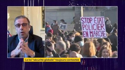 """Proposition de loi """"sécurité globale"""" : """"Les lois inutiles affaiblissent les lois nécessaires"""", pour le maire de Bordeaux"""