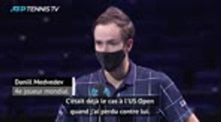 """Masters - Medvedev : """"Thiem joue à un niveau incroyable en ce moment"""""""