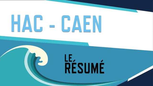 HAC - Caen (1-2) : le résumé du match