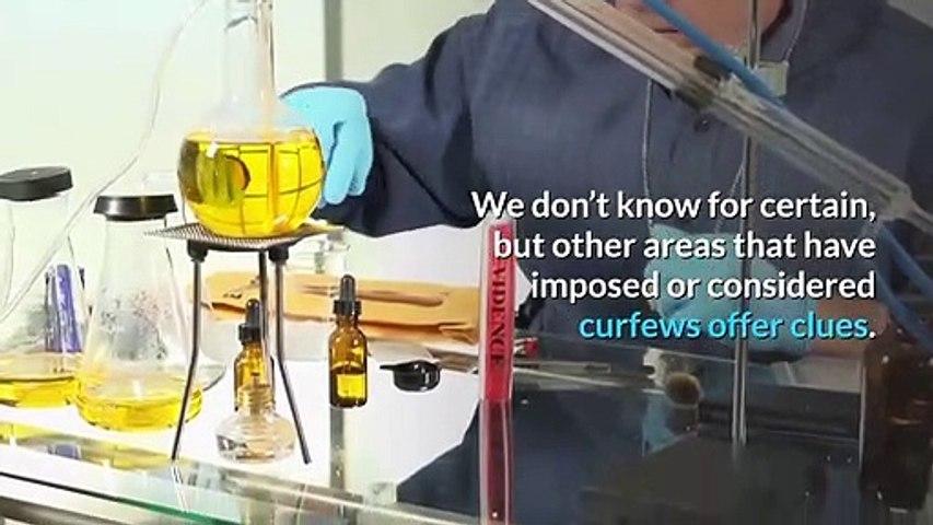 California coronavirus curfew Gov Newsom considering it