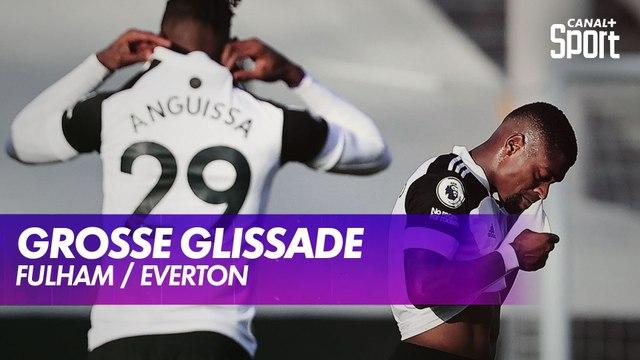 Fulham / Everton : Le pénalty gag manqué par Cavaleiro