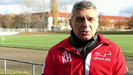 Hoffnung auf den Re-Start: Altglienicke-Trainer Karsten Heine über die Fortsetzung der Regionalliga