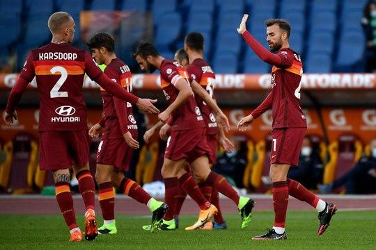 Serie A - Mkhitaryan brille encore, la Roma enchaîne !
