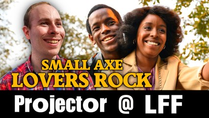 Projector @ LFF: Lovers Rock (Small Axe) (REVIEW)