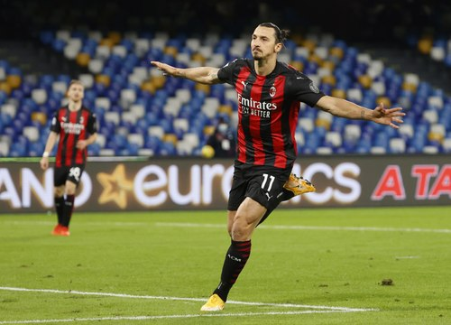 Serie A - Zlatan et Milan domptent enfin le San Paolo de Naples !