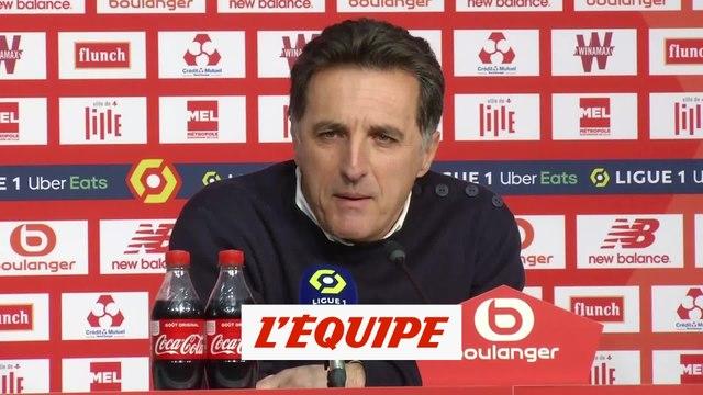 Pelissier : «On n'a pas existé» - Foot - L1 - Lorient