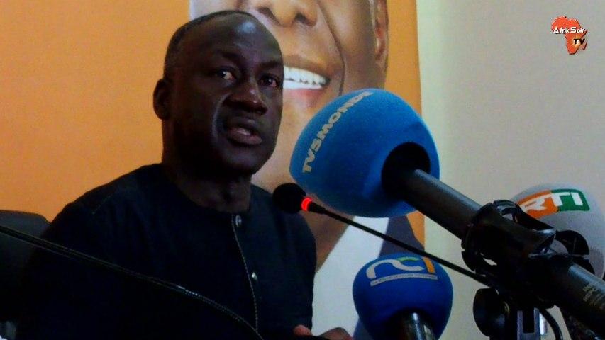 Côte d'Ivoire : « Les diplomates se sont tous rendus compte que le RHDP était le seul parti à l'écoute des populations » (Bictogo