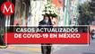 México llega a 101 mil 676 defunciones y un millón 41 mil 875 mil casos de coronavirus