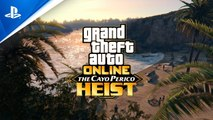 GTA Online - The Cayo Perico Heist- Coming December 15 - PS4