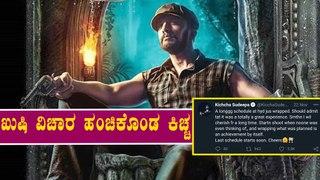 ಕರ್ನಾಟಕದಲ್ಲೇ ಶೂಟಿಂಗ್ ಮಾಡಿ ಎಂದವನಿಗೆ ಉತ್ತರಕೊಟ್ಟ ಸುದೀಪ್ | Filmibeat Kannada