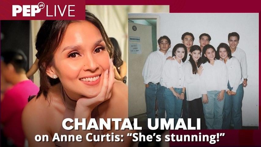Chantal Umali on Anne Curtis: