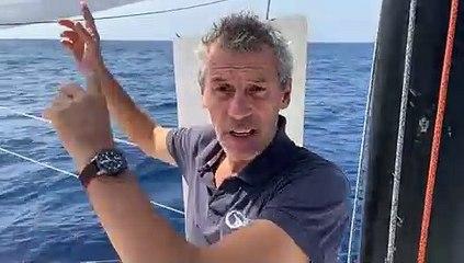 A bord de Merci - Sébastien Destremau Jour 13