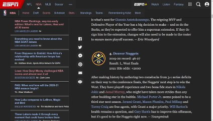 ESPN Is Still Overrating The Clippers