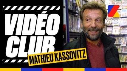 Vidéo Club : Mathieu Kassovitz nous donne une leçon de cinéma