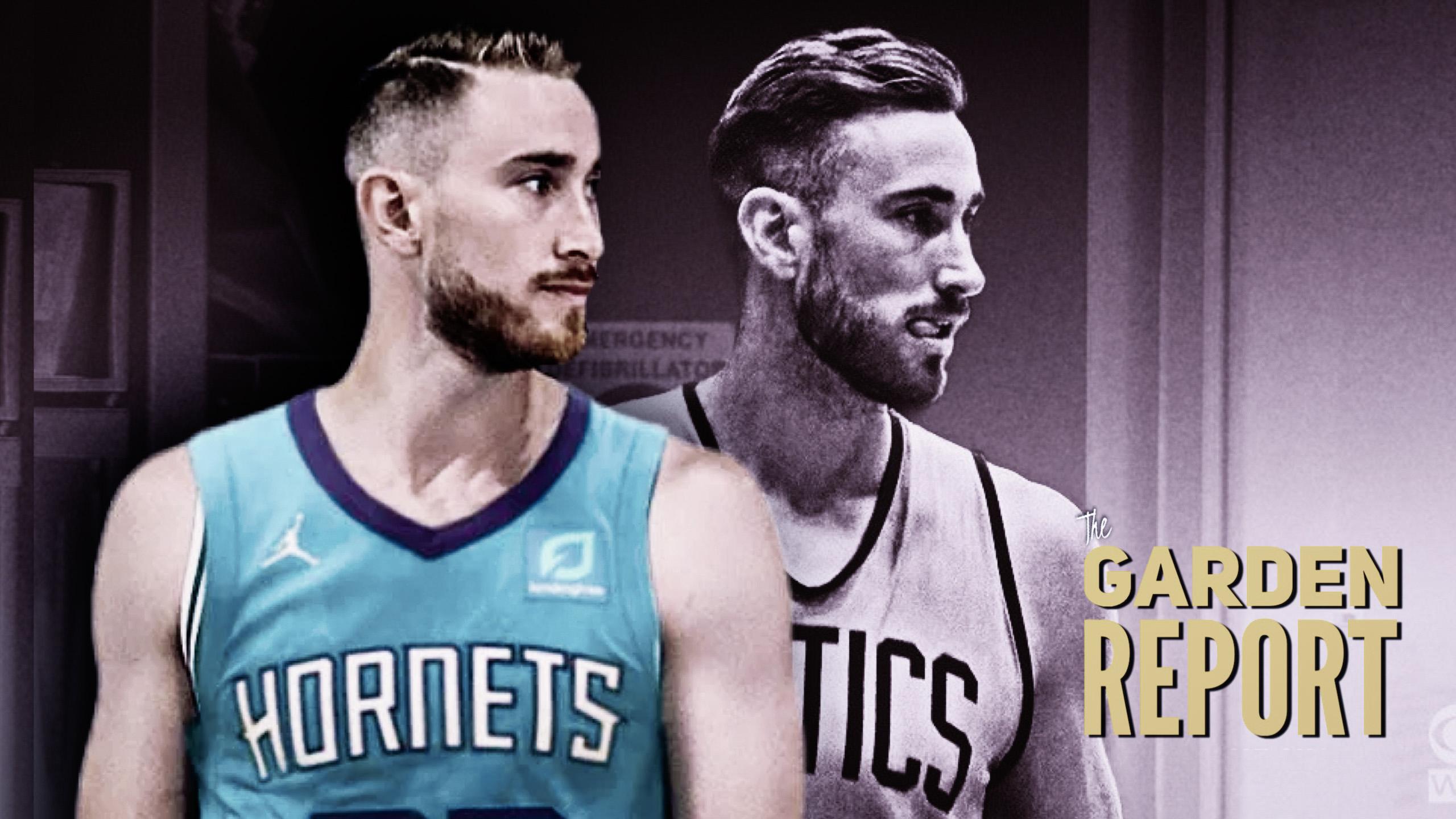 NBA FREE AGENCY: Celtics and Hornets talk Hayward trade