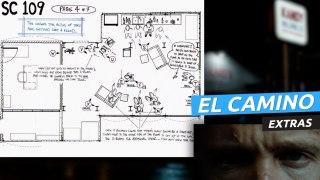 El Camino: Una película de Breaking Bad - Extra Storyboard 2