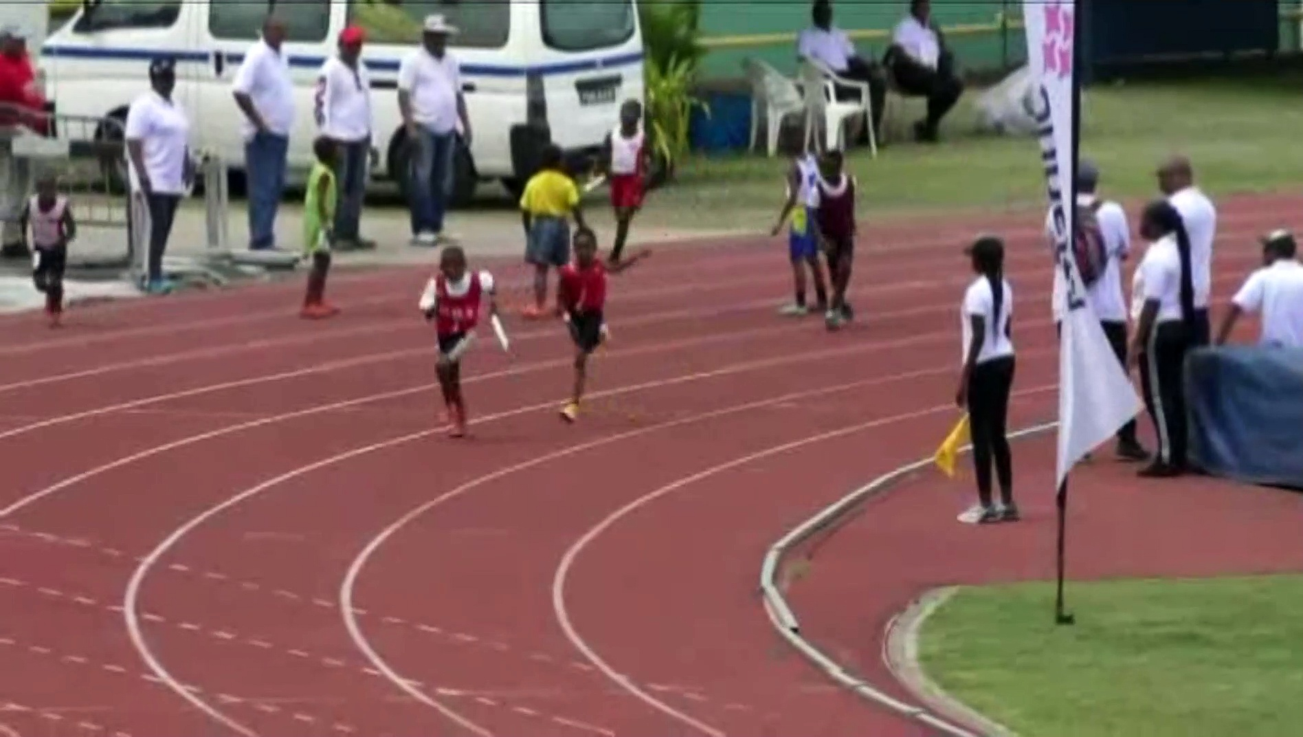 Atlantic track and field finals
