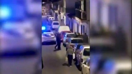 Paliza de los gitanos a dos policías en Alhaurín de la Torre (Málaga)