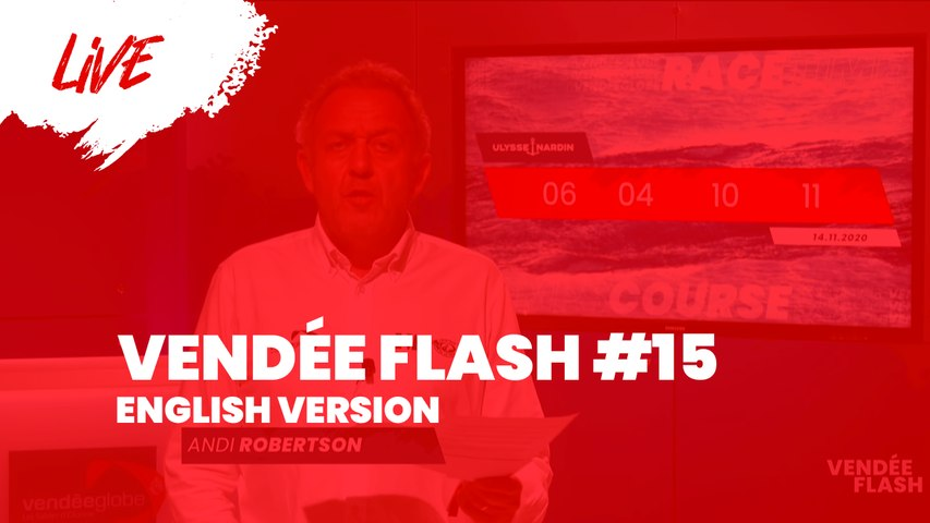 Vendée Flash #15 [EN]