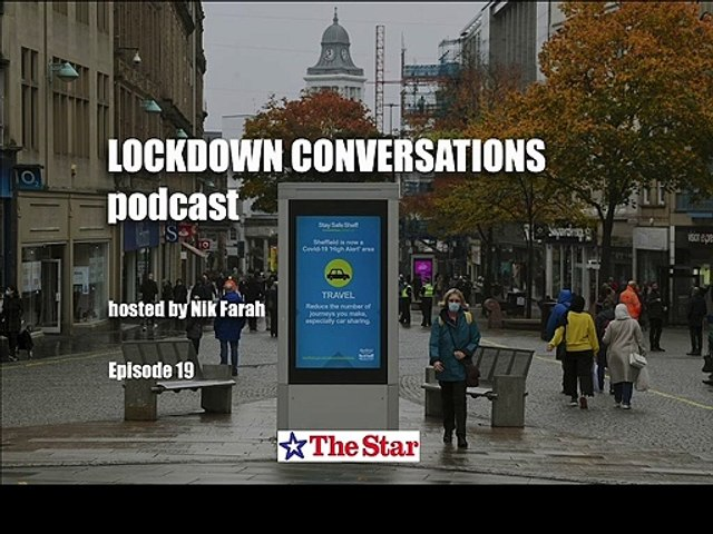 What YOU'VE said about lockdown - Lockdown Conversations looks back...