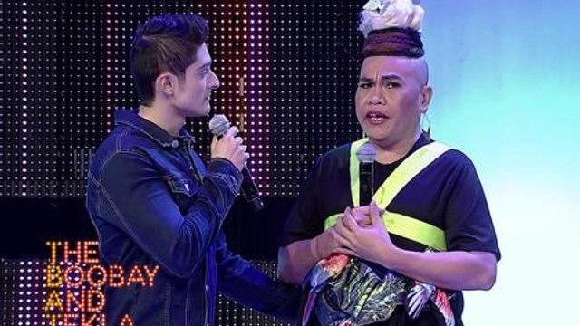 TBATS: 'Ginoong Pa-Delight 2020' candidates, SASABAK sa on-the-spot acting! | YouLOL