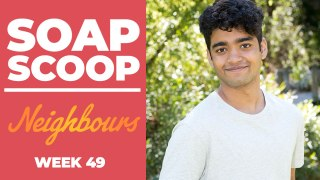 Neighbours Soap Scoop! Shane and Dipi's son Jay arrives!