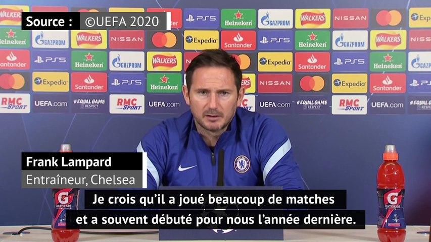 """Lampard : """"Je veux que Giroud reste ici car il va jouer"""""""